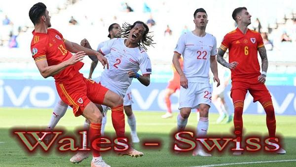 Klasemen Grup A Wales - Swiss